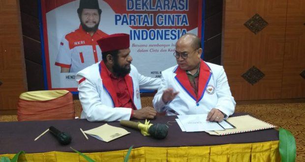 Deklarasi Partai Cinta Indonesia